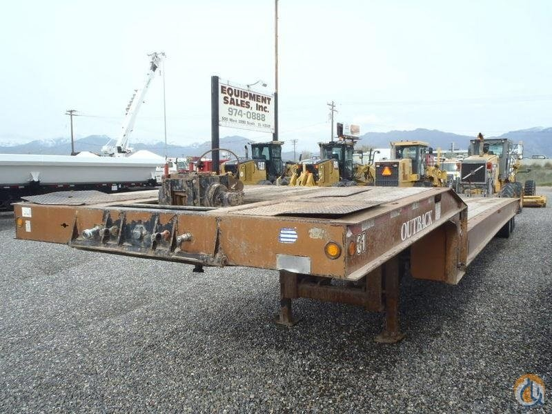2006 XL SPECIALIZED XL70 SA Trailers XL SPECIALIZED XL70 SA Equipment Sales Inc 18240 on CraneNetworkcom