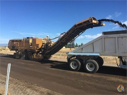 2002 CMI PR860 Asphalt  Pavers  Concrete Equipment CMI PR860 Big D Heavy Equipment 121 on CraneNetworkcom