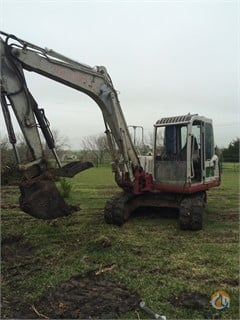 2006 Takeuchi TB175 Crawler TAKEUCHI TB175 Big D Heavy Equipment 192 on CraneNetwork.com