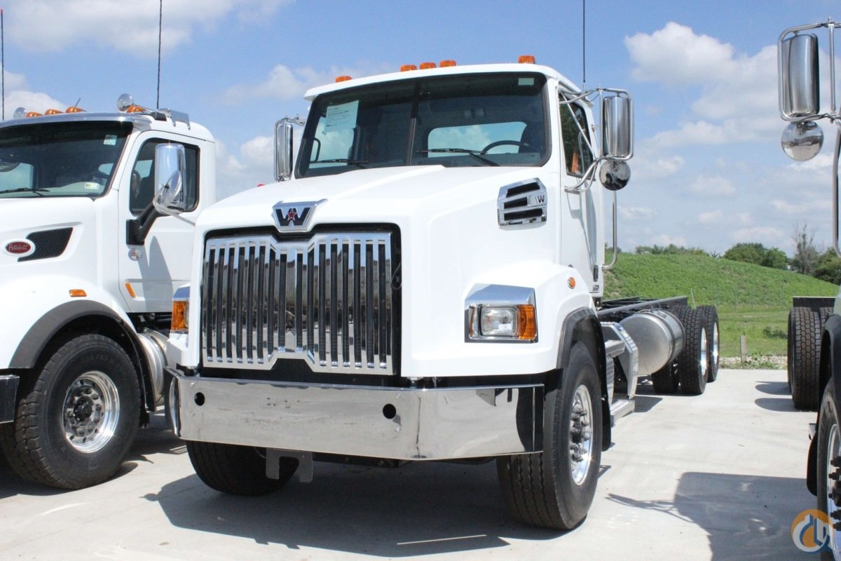 New 2019 Western Star 4700SB chassis Cab  Chassis Trucks WESTERN STAR 4700SB CraneWorks Inc. 31093 on CraneNetwork.com
