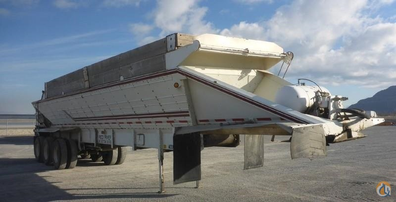 1999 RED RIVER LB339 Trailers RED RIVER LB339 Equipment Sales Inc. 18246 on CraneNetwork.com