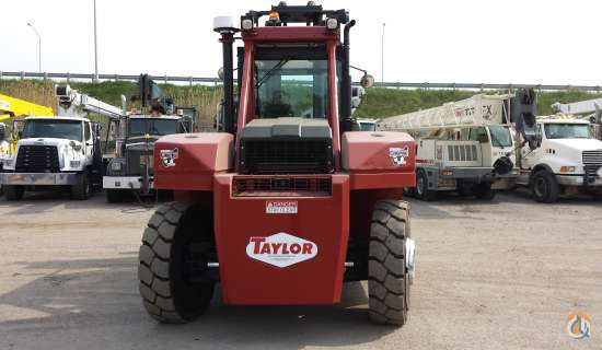 2014 Taylor TXH360L Mast TAYLOR TXH360L Cropac Equipment Inc. 16343 on CraneNetwork.com