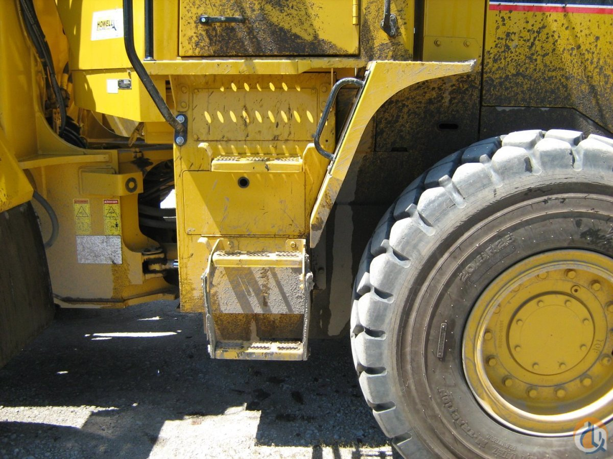 2011 Kawasaki 70TMV Wheel Loaders KAWASAKI 70TM V Howell Tractor and Equipment LLC 16372 on CraneNetwork.com