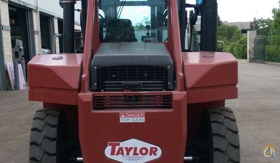 2015 Taylor TX330SL Mast TAYLOR TX330SL Cropac Equipment Inc. 16347 on CraneNetwork.com