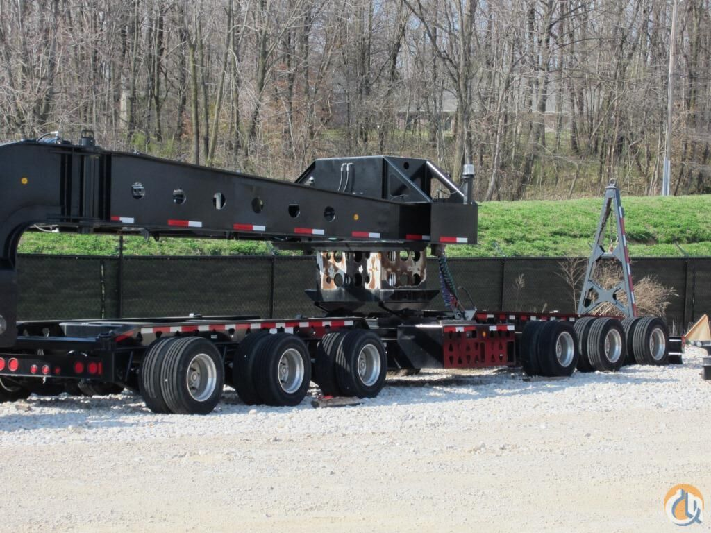 Trail King 60t Steerable Dolly Trailers TRAIL KING TK120LPSD Hydraulic Platform Trailers LLC 16284 on CraneNetwork.com