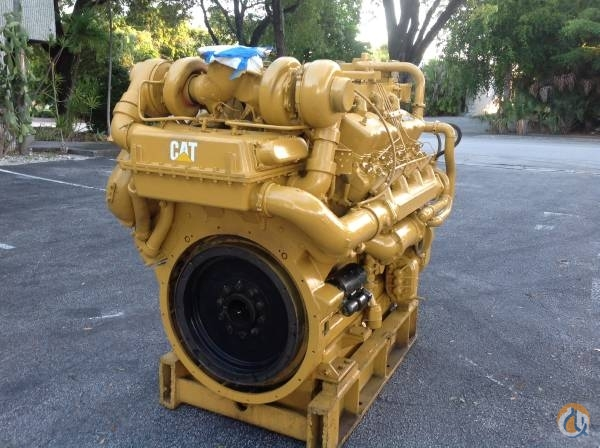 Caterpillar Caterpillar D379 Engines  Transmissions Crane Part for Sale on CraneNetwork.com