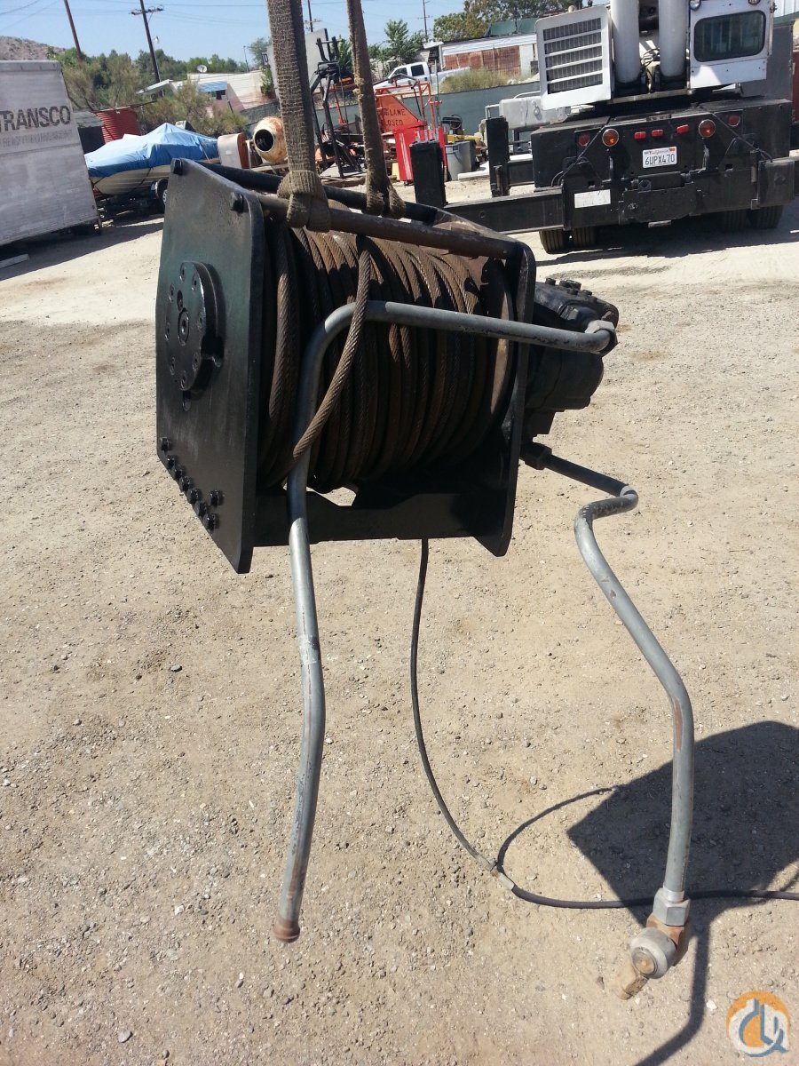 Terex Winch Winches  Drums Crane Part for Sale on CraneNetwork.com