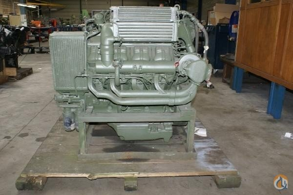 Deutz Deutz BF8L413F Engines  Transmissions Crane Part for Sale on CraneNetwork.com