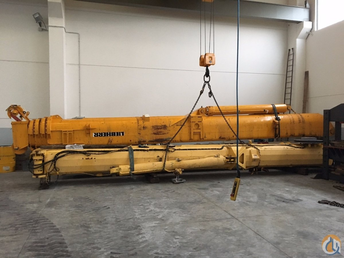 Grove Telescopic boom of GROVE GMK 3055 Boom Sections Crane Part for Sale on CraneNetworkcom