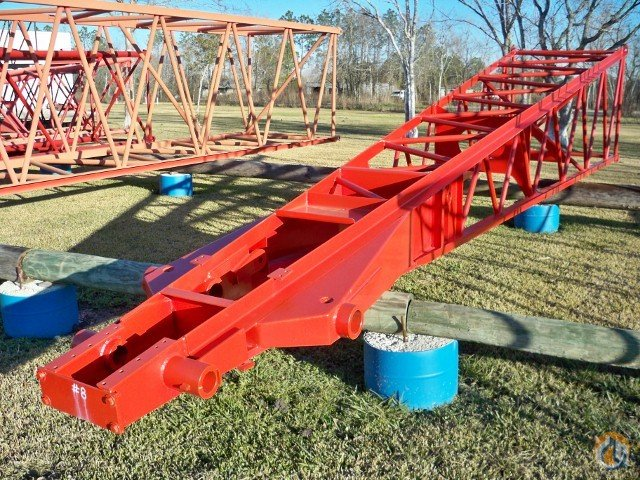 Manitowoc Manitowoc 8 Boom Tip Boom Sections Crane Part for Sale on CraneNetwork.com