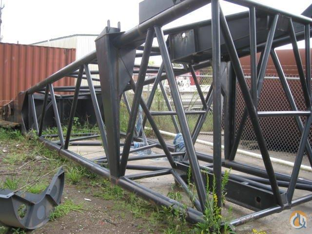 Terex Terex HC-275 25rsquo 92HI Base Boom Section Boom Sections Crane Part for Sale on CraneNetwork.com