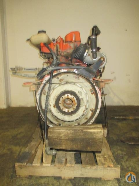 Scania Scania DSC Engines  Transmissions Crane Part for Sale on CraneNetwork.com