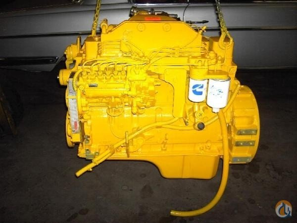 Cummins Cummins 6 BT 5.9 Engines  Transmissions Crane Part for Sale on CraneNetwork.com