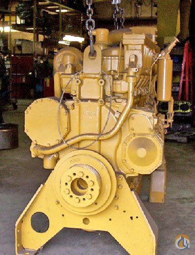 CAT Rebuilt Caterpillar 3406A Engines  Transmissions Crane Part for Sale in Cleveland Ohio on CraneNetworkcom