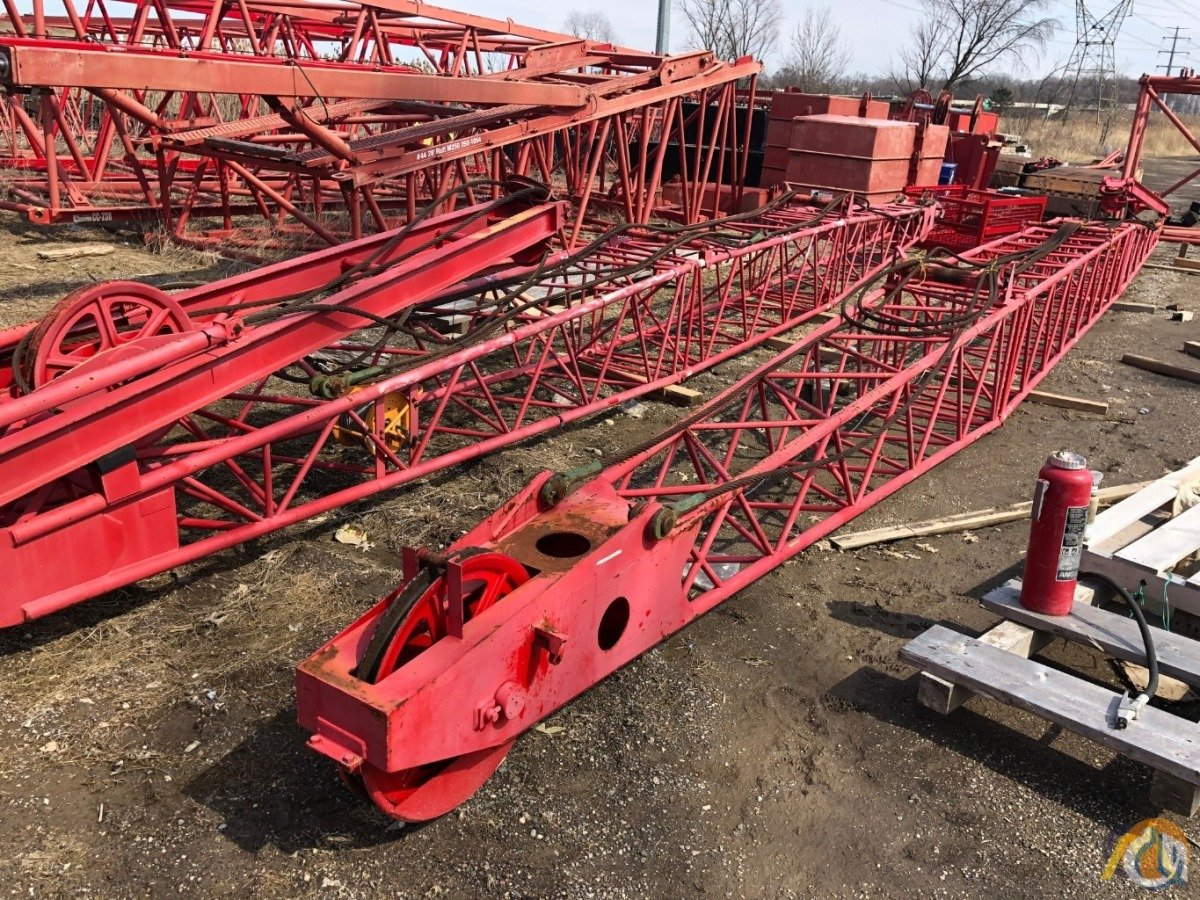 Manitowoc Manitowoc 12000 Fixed Jib Jib Sections  Components Crane Part for Sale in Cleveland Ohio on CraneNetwork.com