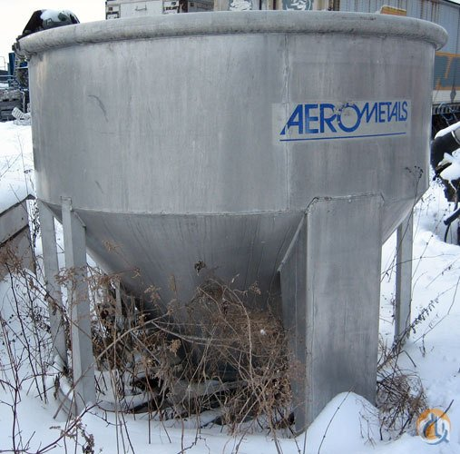 Other AEROMETAL Concrete Bucket 4 yards Buckets Drag Clam Concrete Crane Part for Sale on CraneNetwork.com