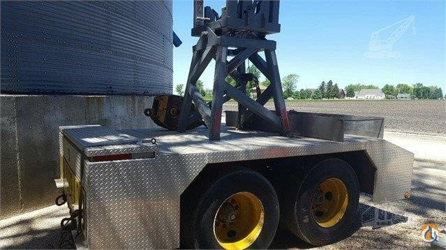 Unknown 1996 UNKNOWN BOOM DOLLY -TANDEM AXLE FOR KRUPP 5110 Boom Dolly Crane Part for Sale in Norwalk Iowa on CraneNetwork.com