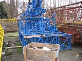 Demag Demag HC 340 Luffing Jib Jib Luffing Crane Part for Sale on CraneNetwork.com