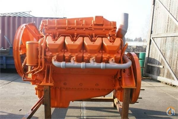 Scania Scania DSI 14 Engines  Transmissions Crane Part for Sale on CraneNetworkcom