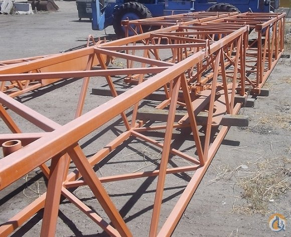 Grove Grove TM875 88 Lattice Jib Jib Sections  Components Crane Part for Sale on CraneNetwork.com