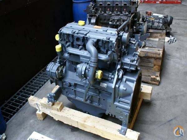 Deutz Deutz BF4M1013EC Engines  Transmissions Crane Part for Sale on CraneNetworkcom