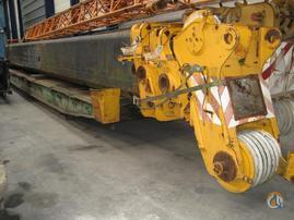Krupp Krupp KMK 6180 Boom for a KMK 616061806200 Boom Sections Crane Part for Sale on CraneNetwork.com