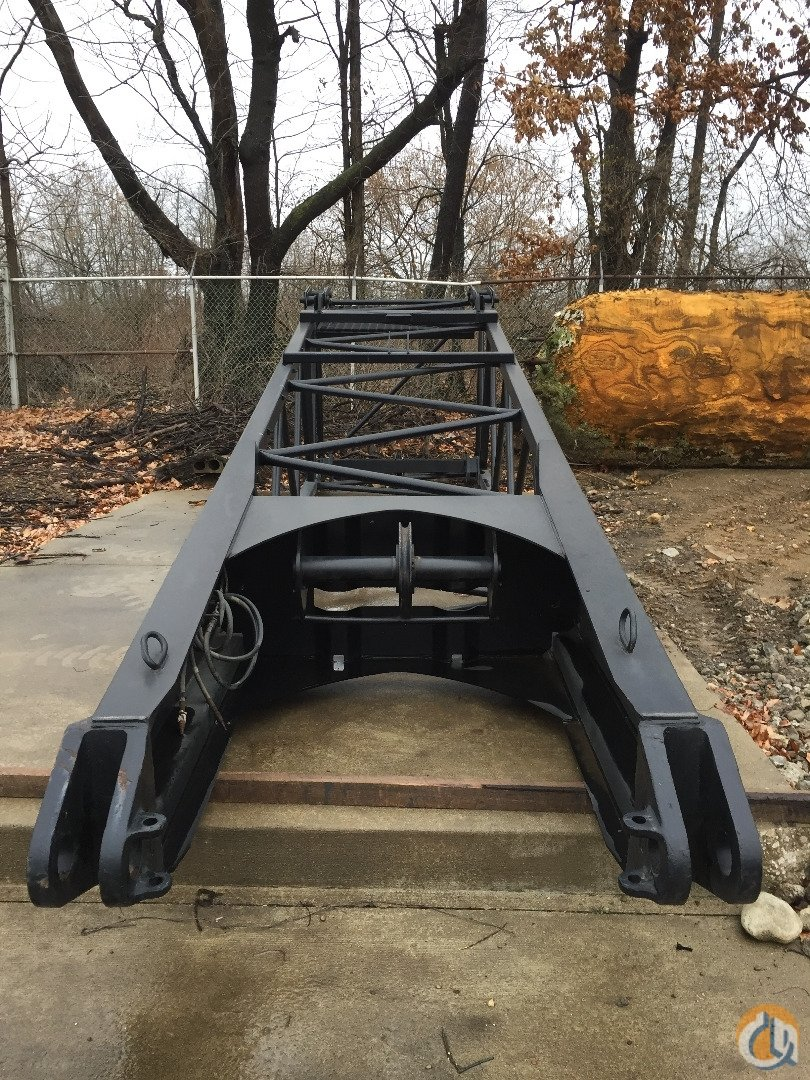 Lorain Lorain MC790 Heel Section Boom Sections Crane Part for Sale in Cleveland Ohio on CraneNetwork.com