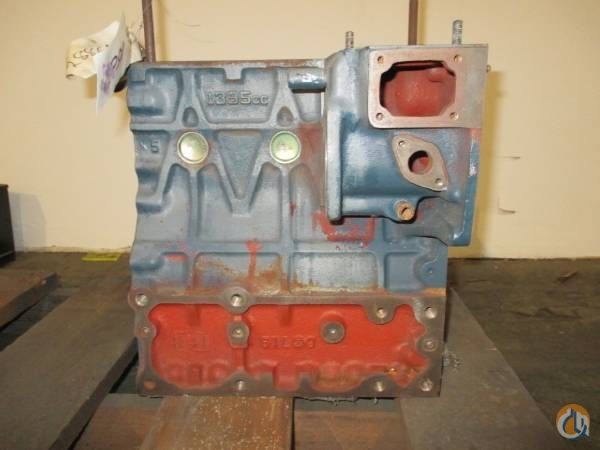 Kubota Kubota D1409-DI-13639 Engines  Transmissions Crane Part for Sale on CraneNetworkcom