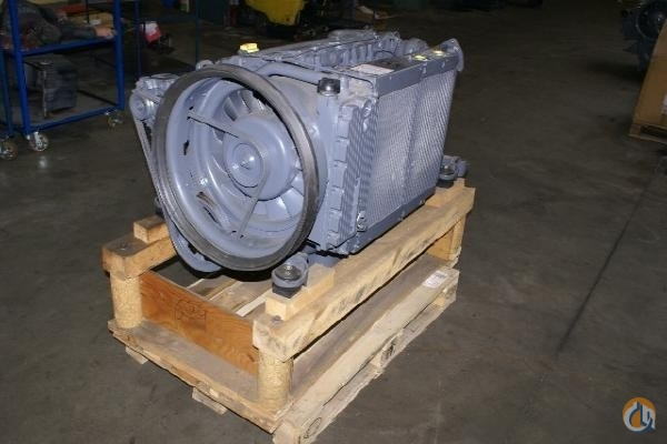Deutz Deutz BF6M1012 C Engines  Transmissions Crane Part for Sale on CraneNetwork.com