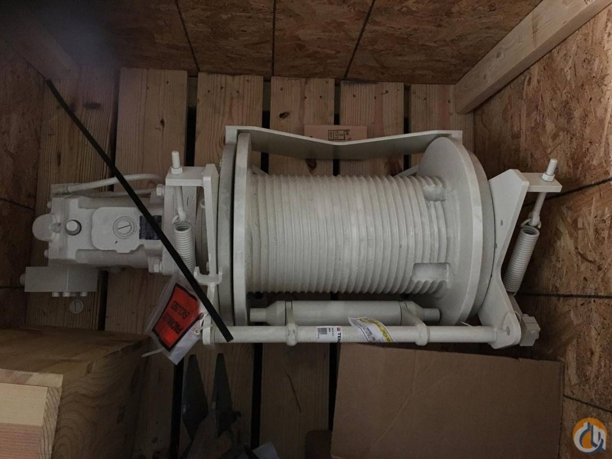 Terex Aux. Winch Assy. Winches  Drums Crane Part for Sale in New York New York on CraneNetwork.com
