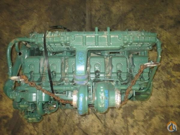 Volvo Volvo Penta TDI64KAE Engines  Transmissions Crane Part for Sale on CraneNetwork.com