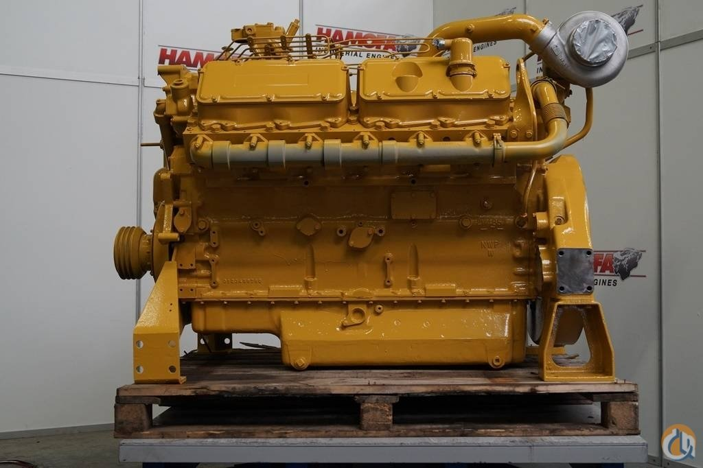 Caterpillar Caterpillar 3412 Engines  Transmissions Crane Part for Sale on CraneNetwork.com