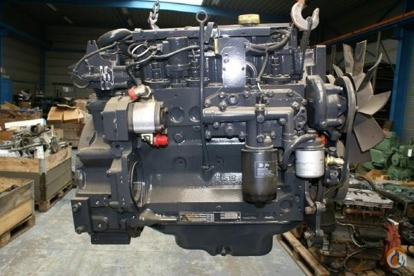 Deutz Deutz BF4M1013E Engines  Transmissions Crane Part for Sale on CraneNetwork.com