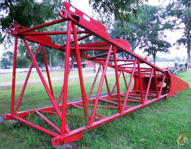 Manitowoc MANITOWOC 22 BASE SECTION FOR SALE Boom Sections Crane Part for Sale on CraneNetwork.com