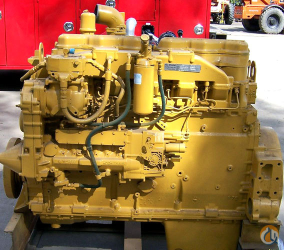 CAT Rebuilt Caterpillar 3406B - 2 available Engines  Transmissions Crane Part for Sale in Cleveland Ohio on CraneNetwork.com