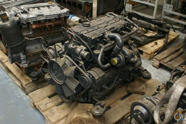 Deutz Deutz BF4M1012E Engines  Transmissions Crane Part for Sale on CraneNetwork.com