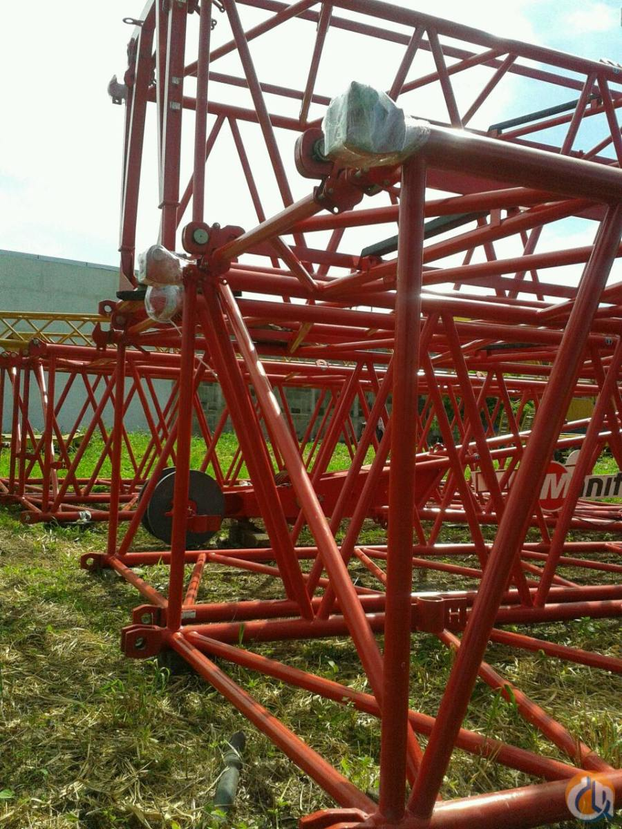 Manitowoc 58 WA BOOM FOR MANITOWOC 16000 Boom Sections Crane Part for Sale in Managua Managua Department on CraneNetwork.com