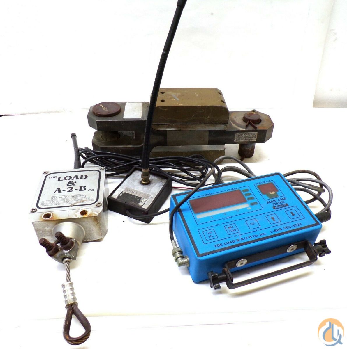Cranesmart CRANESMART LOAD INDICATION SYSTEM A2B SWITCH DISPLAY PANEL ATB Systems Crane Part for Sale in Coffeyville Kansas on CraneNetwork.com