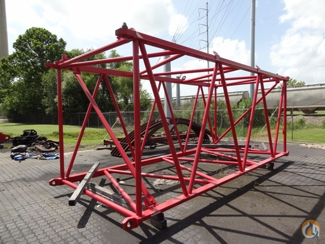 Manitowoc UNUSED 130rsquo MANITOWOC 44 Boom Boom Sections Crane Part for Sale on CraneNetwork.com