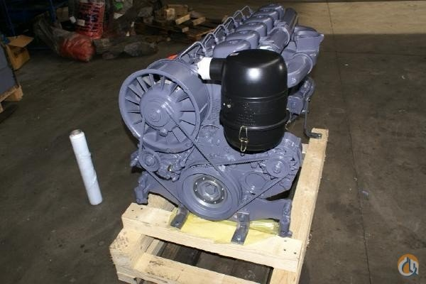 Deutz Deutz F6L912D Engines  Transmissions Crane Part for Sale on CraneNetwork.com