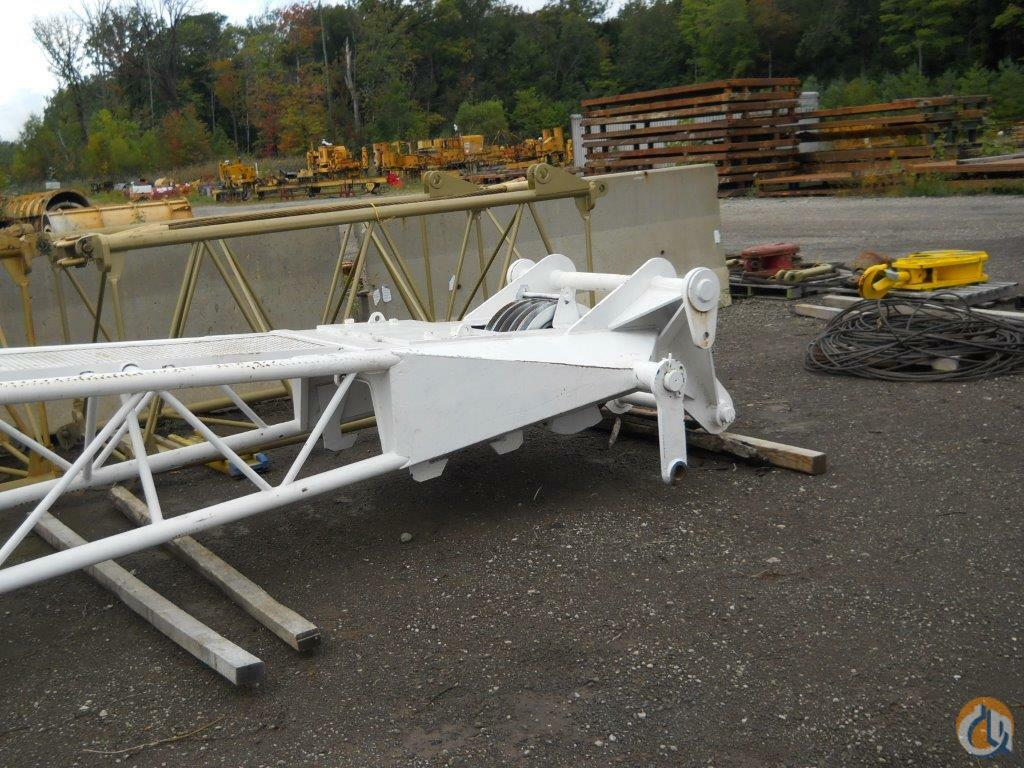 Link-Belt BOOM TIP FOR LINK-BELT LS-138H 75-TON Boom Sections Crane Part for Sale in Hinckley Ohio on CraneNetwork.com