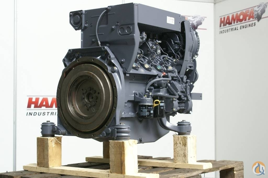 Deutz Deutz BF4L1011 Engines  Transmissions Crane Part for Sale on CraneNetwork.com