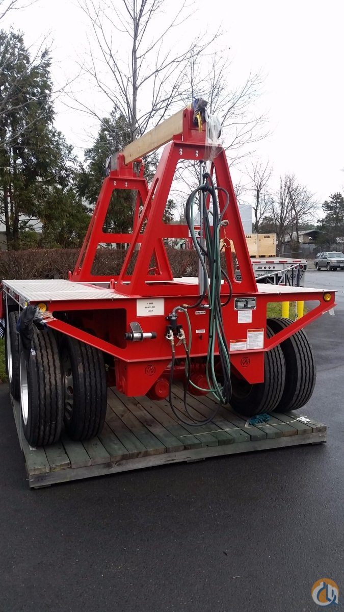 Nelson Link-Belt ATC3210 Boom Dolly Crane Part for Sale in Chantilly Virginia on CraneNetwork.com