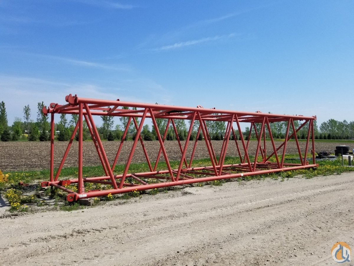 Manitowoc Manitowoc 16000 Standard Boom Section Assembly Boom Sections Crane Part for Sale in Henderson Minnesota on CraneNetwork.com