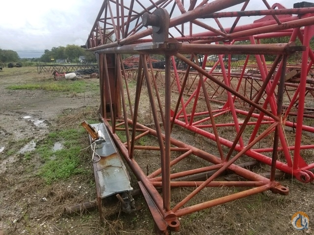 Manitowoc Manitowoc 18 Boom Base Section CranesList ID 249 - Fits 2900WC 2900T. 2900S 2800T Boom Sections Crane Part for Sale on CraneNetwork.com