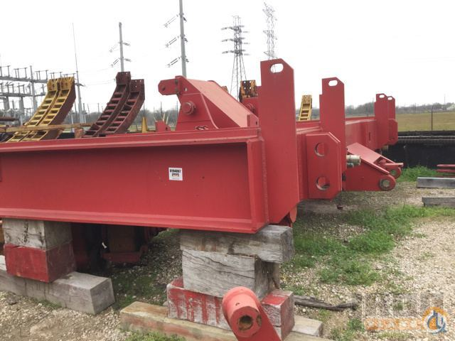 Manitowoc Manitowoc 888 Ringer Ringer Crane Part for Sale in Arcola Texas on CraneNetworkcom