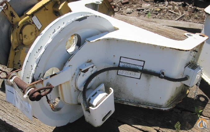Grove 2-188-900565 - Grove Rooster sheave - 2 available Jib Sections  Components Crane Part for Sale in Cleveland Ohio on CraneNetworkcom