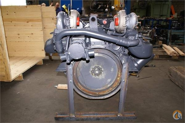 MAN MAN D2840LE Engines  Transmissions Crane Part for Sale on CraneNetwork.com