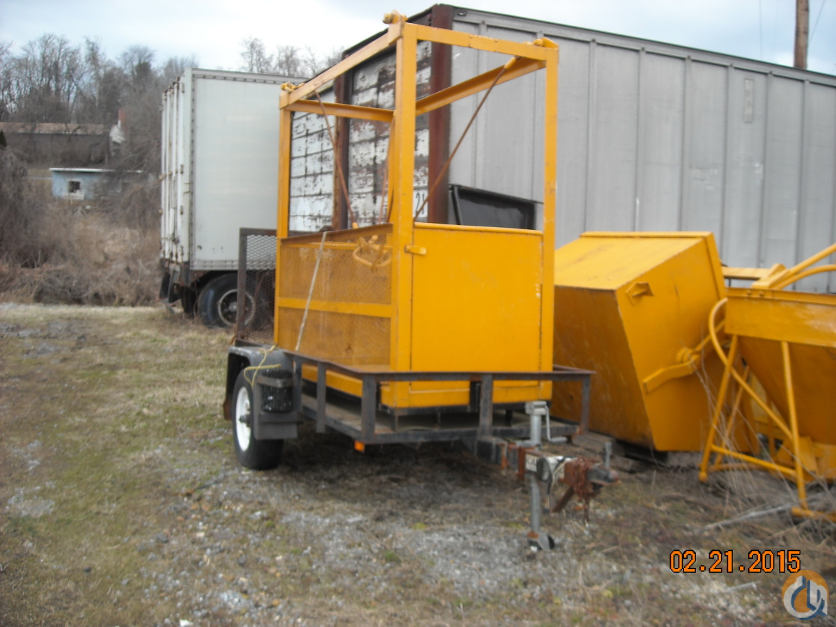 Various Manufacturers Concrete and Clam Buckets Dump Hopper Buckets Drag Clam Concrete Crane Part for Sale in York Pennsylvania on CraneNetwork.com