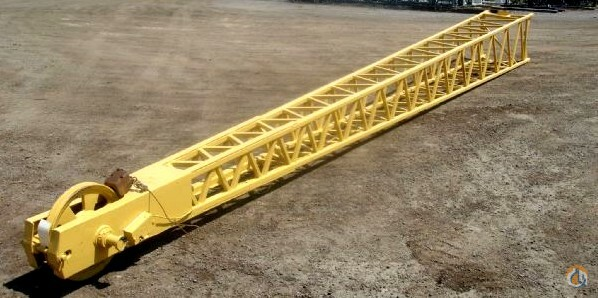 Grove 6-164-000998 - Grove swingaway jib - 2 available Jib Sections  Components Crane Part for Sale in Cleveland Ohio on CraneNetworkcom